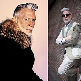 Nick Wooster, 56