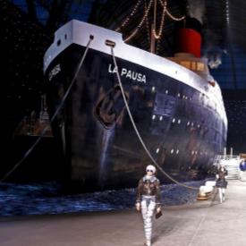 Chanel представи круизната си колекция на фона на круизен кораб