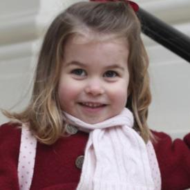 Принцеса Шарлот е мини копие на Даяна Спенсър