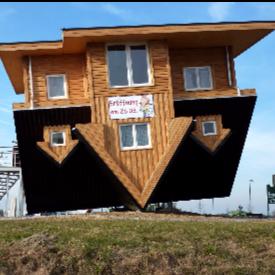 he Upside-Down House, Германия