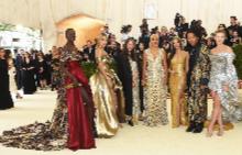 Кои звезди облече H&M за Met Gala 2018?