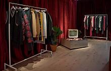 H&M STUDIO AW18 ни потопи в духа на Туин Пийкс