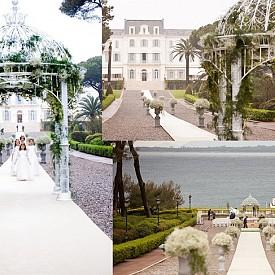 HOTEL DU CAP EDEN ROC – АНТИБ, ФРАНЦИЯ / Този хотел в Антиб е само на минути от легендарния Кан. Той е построен като частно имение, но в края на 1870 г се превръща в луксозен 5-звезден хотел. Заобиколен е от едни от най-красивите градини на Лазурния бряг и има чудесна гледка към средиземноморието.