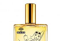 Мултифункционално сухо масло с 6 растителни съставки в лимитирана лятна опаковка Huile Prodigieuse на Nuxe, 45.80 лв.