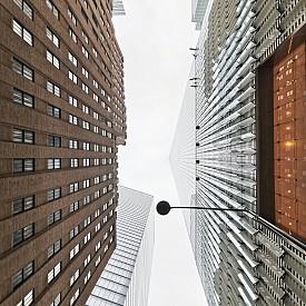Небостъграчите в Ню Йорк