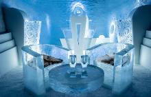 Първият в света постоянен хотел от лед