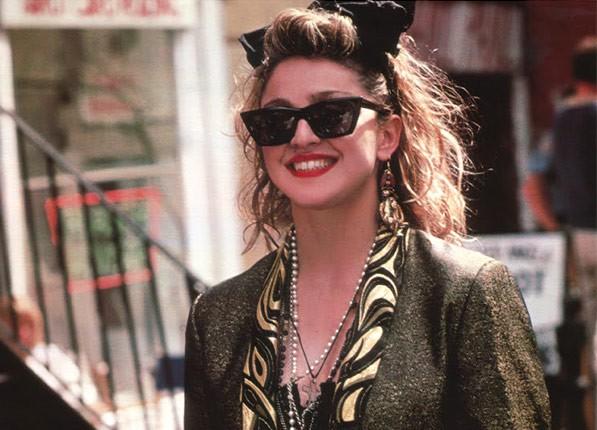 """Мадона, """"Отчаяно се търси Сюзан"""":  Слухът е, че..."""