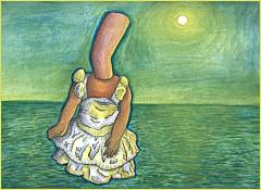 """Картини от изложбата """"Жертва на реалността"""""""