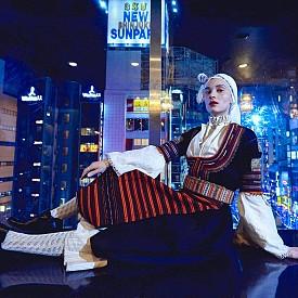 Модни вдъхновения от България и Япония