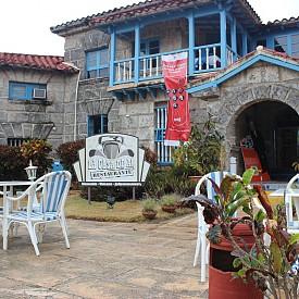 Къщата на Ал Капоне в Куба, превърната в ресторант