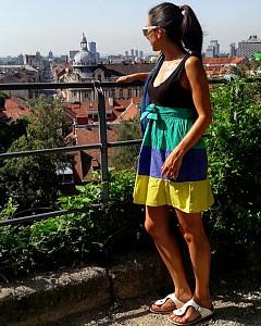 Загреб от птичи поглед