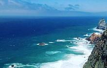 Най-западната точка на Европа – нос Кабо да Рока, някога считан за края на света.