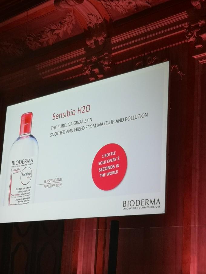 На всеки 2 секунди по света се продава по 1 бутилка Sensibio...