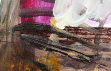 Картина от изложбата на Станислава Стоянова
