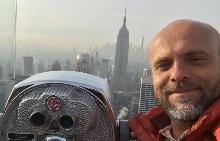 Делян Манчев: МОЕТО МЯСТО е Ню Йорк!