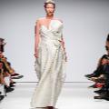 Кийра Чаплин дефилира за българска дизайнерка във Виена