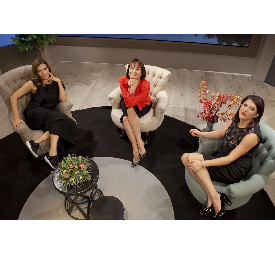 Работещи момичета: Мариана Векилска, Жени Марчева и Диана Любенова