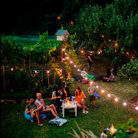 Перфектното градинско парти