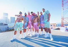 Мъжките панталони от дантела