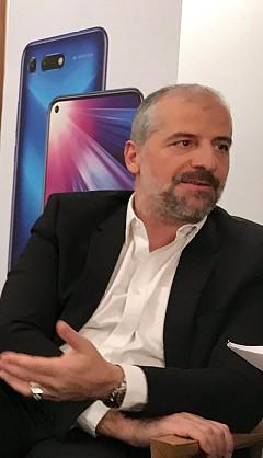 Габриеле Маджо, главен изпълнителен директор на Moschino