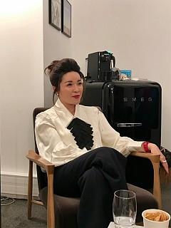 Глори Жанг, главен директор за стратегическо развитие на Honor