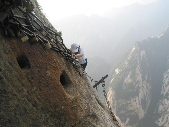 Китай предлага маршрут за авантюристи