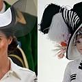 13 визии на Меган Маркъл облечена като Одри Хепбърн