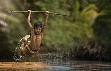 Щастието в едно индонезийско село