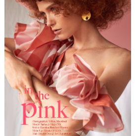 EDITORIAL: IN THE PINK