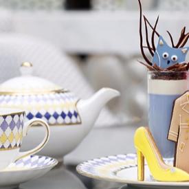 Следобеден чай по лондонски