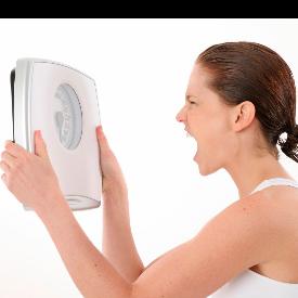 От стрес се дебелее!