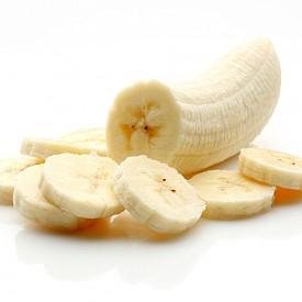 БАНАНИ  В бананите се съдържа устойчиво нишесте, което се усвоява много добре от колониите от добри бактерии в червата ви. Именно то помага те да се размножават и да поддържат едно добро ниво на микробиоми в стомашно-чревния тракт. В много медицински центрове на пациентите на пациентите с диария и стомчшни проблеми приготвят т. нар. закуска BRAT (bananas, rice, applesauce, and toast) – банани, ориз, ябълков сок и препечен хляб.