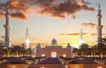Абу Даби е арабският рай на Земята