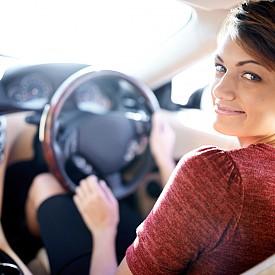 Кой пол го бива повече в шофирането?