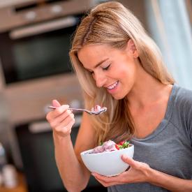 Как да закусвате, без да огладнявате до обяд?