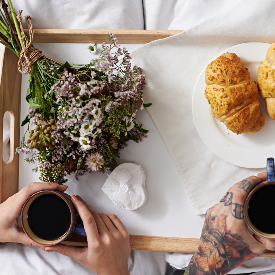 30 идеи за закуска в леглото