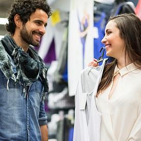 Как да убедите мъжа си да се облича добре