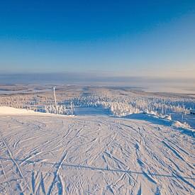Рука е един от най-живописните ски курорти на Финландия, разположен във Лапландия. Ски сезонът тук е сред най-дългите - от октомври до май.
