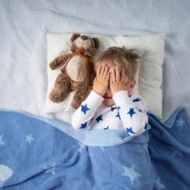 Дори и спящо дете може да го различи от всичко друго!