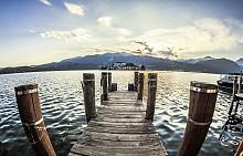 Езерото Орта, Италия