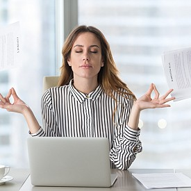 Как да овладеем емоциите на работното място