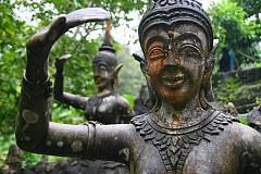 """Горските статуи на """"Райската градина"""""""