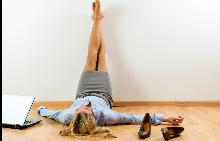 Първите симптоми на професионалното изтощение остават незабелязани.