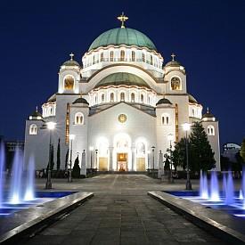 """Църквата """"Св. Сава"""""""