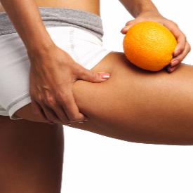 Как да елиминираме портокаловата кожа