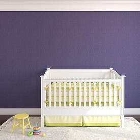 Бургундско патладжанено: приятен цвят за интериора на дневната, спалнята и кухнята, но твърде сложен за детския свят. Придава усещане за богатство и лукс и трудно се комбинира с типичните за детската стая цветове. Обаче стимулира креативността и си струва да се помисли как може да присъства в стаята на най-малките.