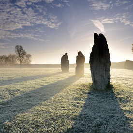 Каменните кръгове на Ейвбъри