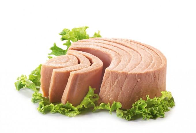 Риба тон – една консерва от нея съдържа 42 г протеини и...