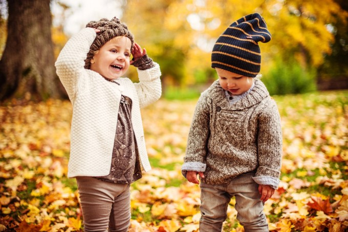Ако искате креативни деца, оставете ги сами да избират дрехите си!