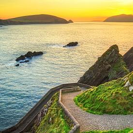 Полуостров Дингъл, Ирландия